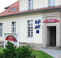 Cafe Max Berlin Buch Speisekarte